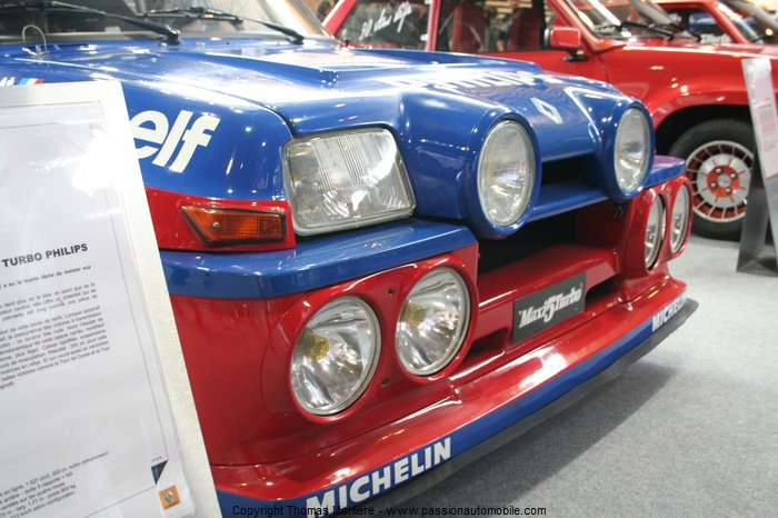 Renault maxi 5 turbo philips 1985 5