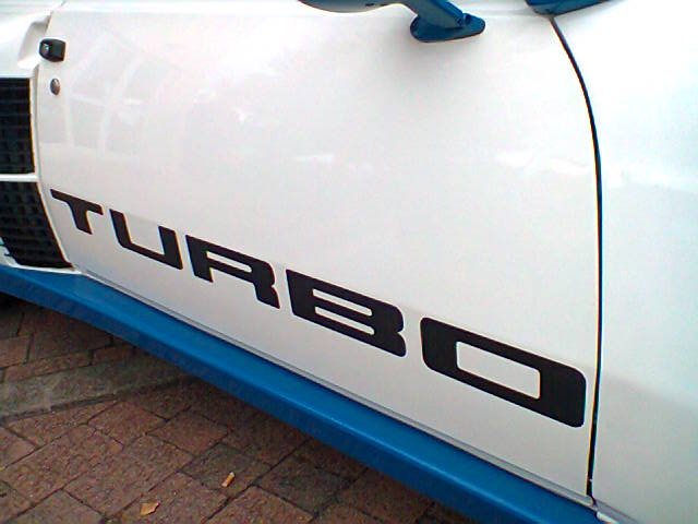 turbo de porte r5 turbo