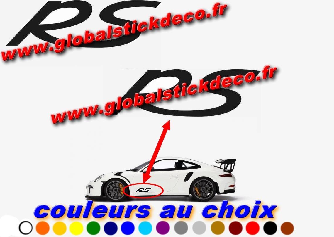 0003481 porsche rs general panel decals stickers 550