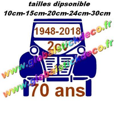 2cv 70 ans copie 1