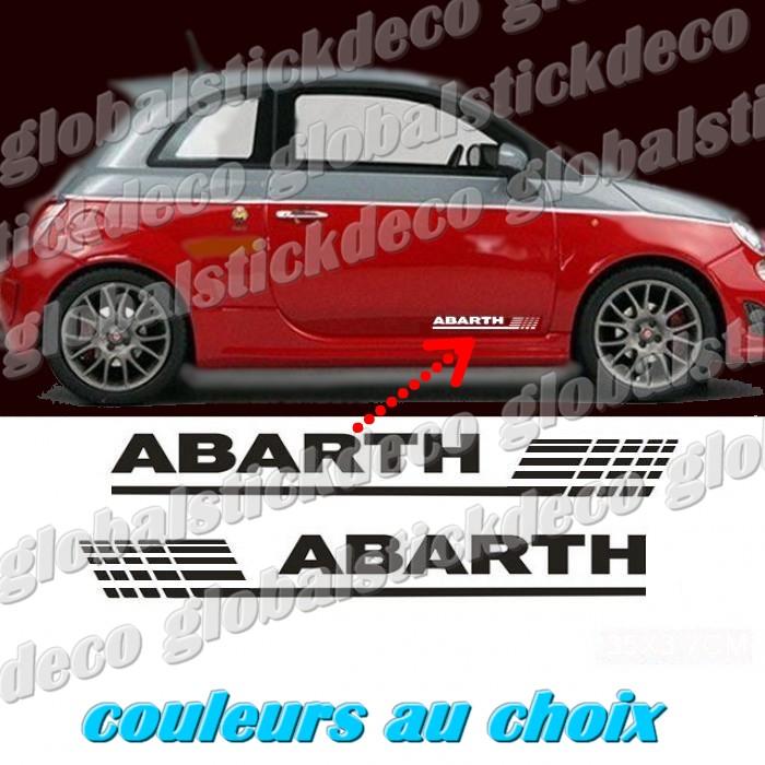 Abarth 500 global copie