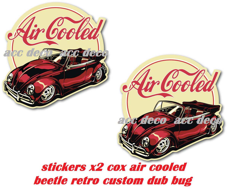 Air cooled cox 3