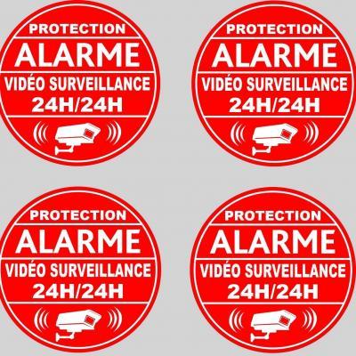 Alarme surveillance electronique