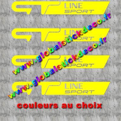 Aufkleber renault gt linie sport clio megane vinyl