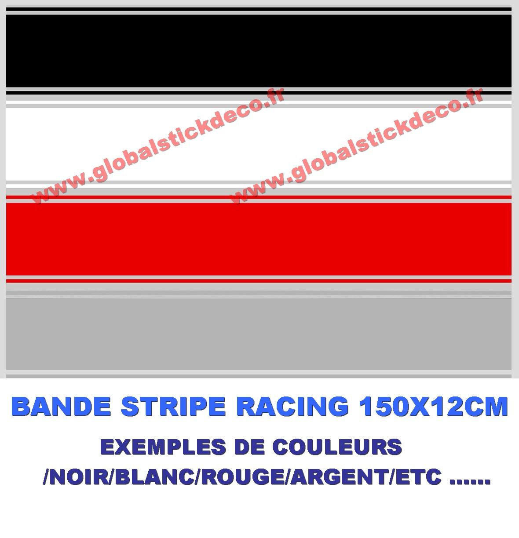 Bande racing