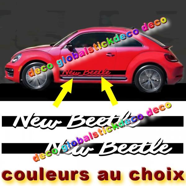 Bandes bas de caisse pour new beetle