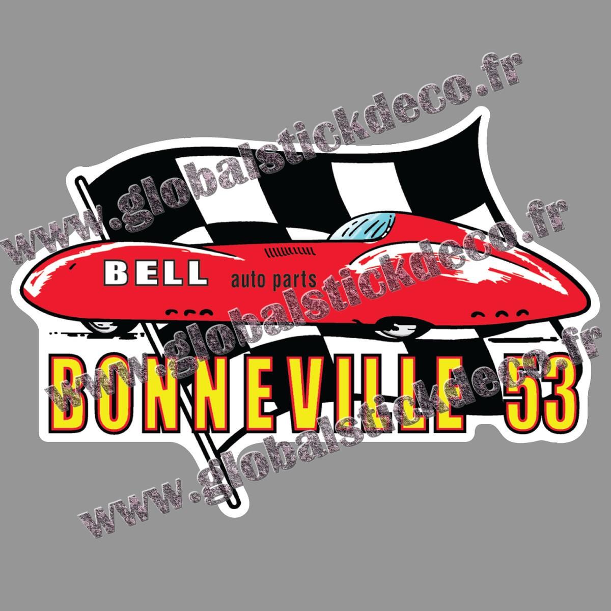 Bonneville 53 fusee rouge