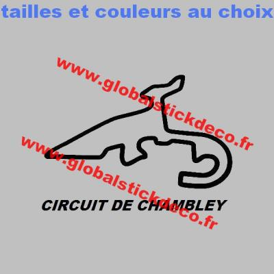 Circuit chambley 1