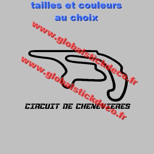 Circuit chenevieres 1