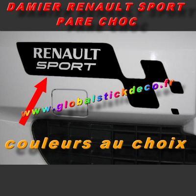 Damier renault sport 1
