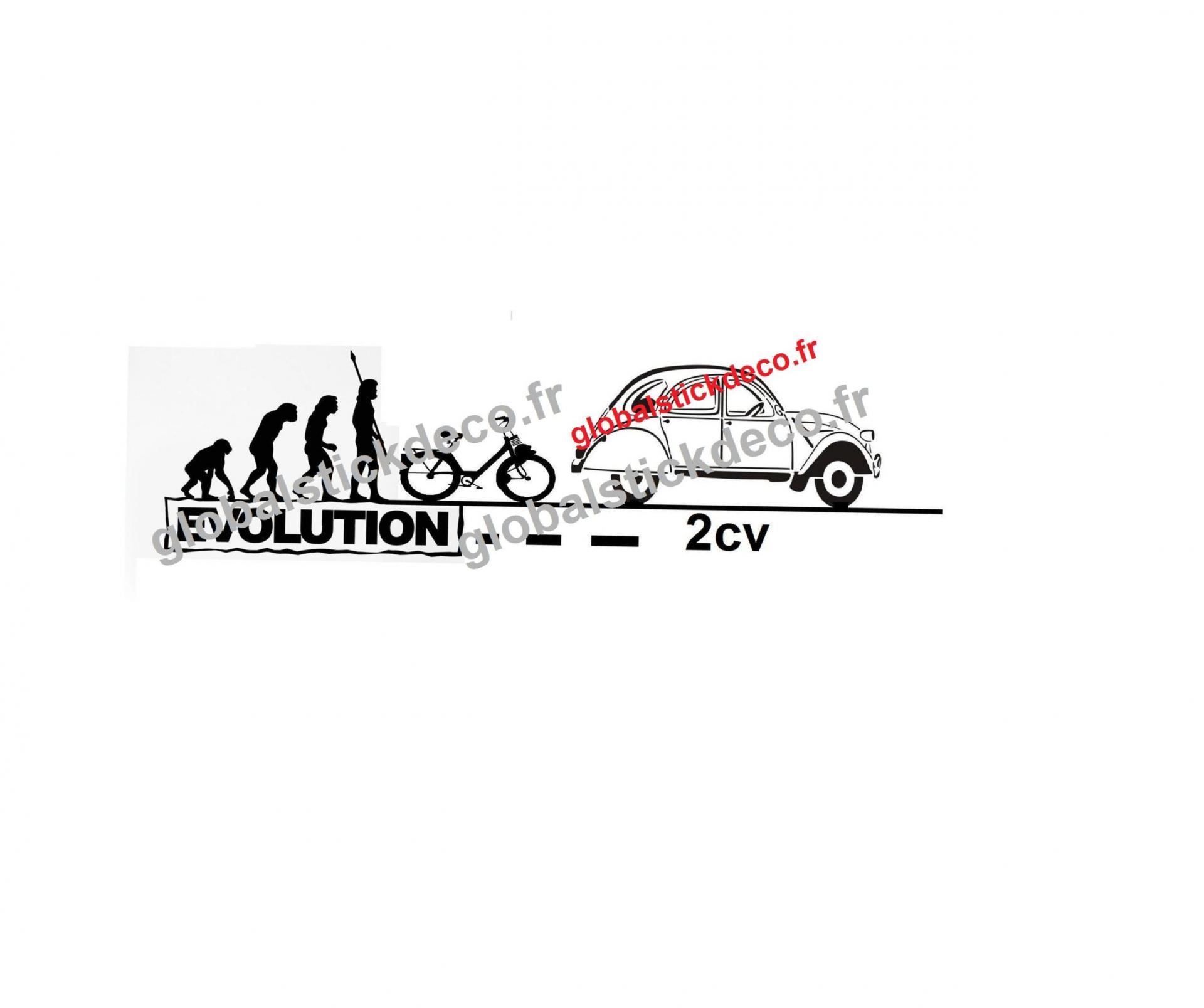 Evolution 2cv