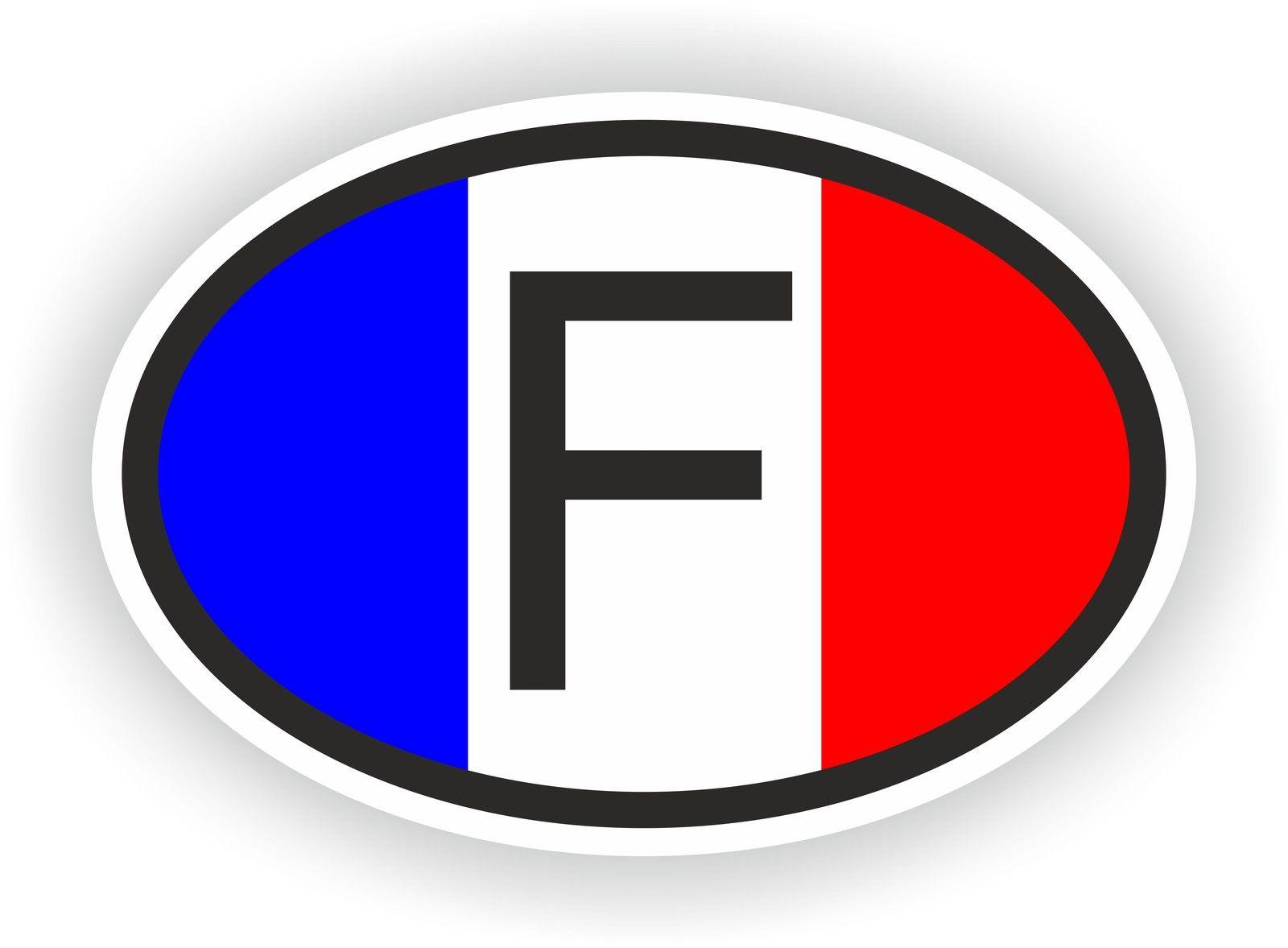 F bleu blanc rouge