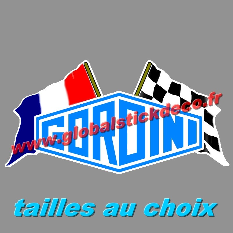 Gordini drapeau copie