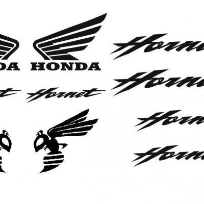 Honda hornet planche