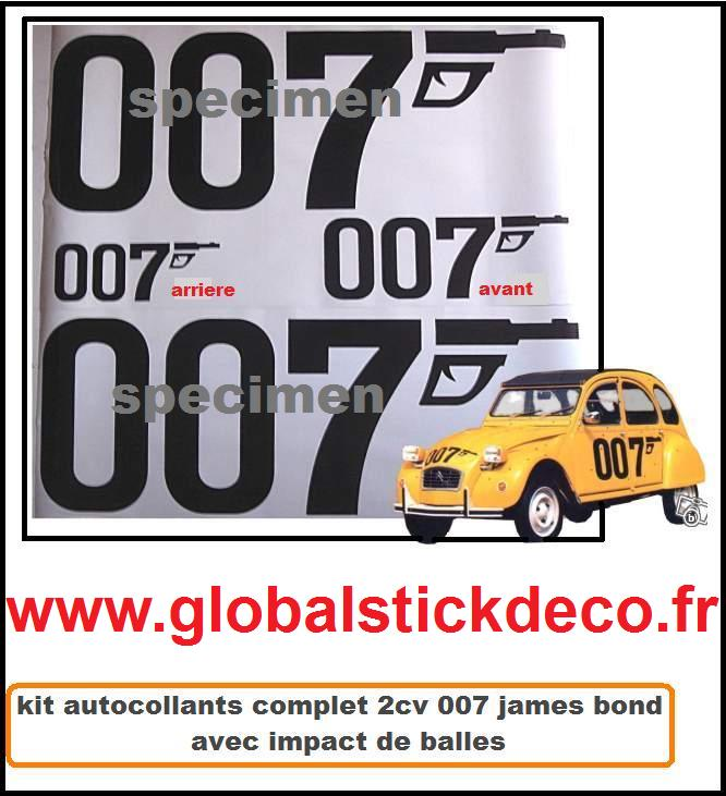 Kit 2cv 007 n1