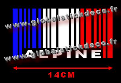 Made in alpine