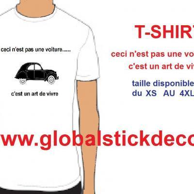 Maillot 2cv