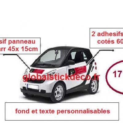 Publicite voiture