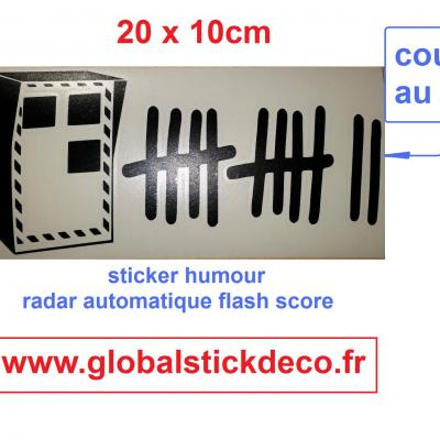 Radar automatique