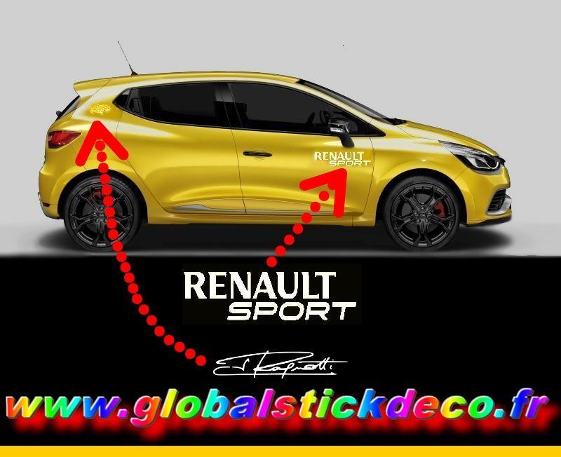 Renault clio vi rs 1