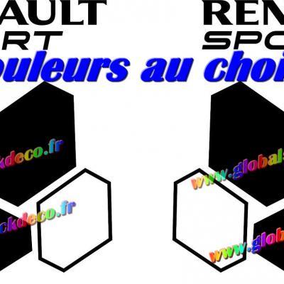 Renault hexagon