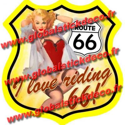 Route 66 pinup2
