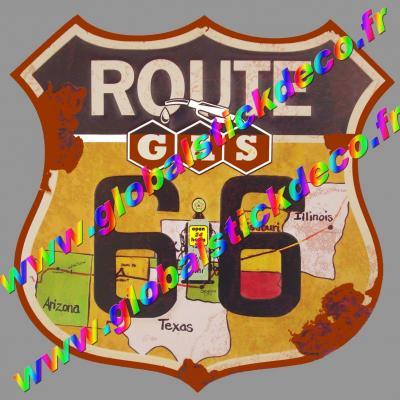 Route 66 pompe
