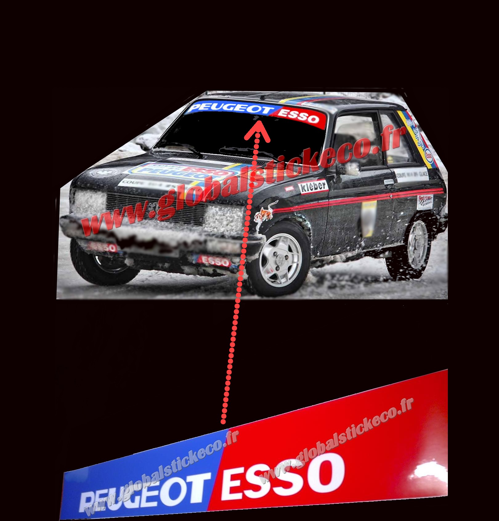 Tag peugeot 104 zs 015