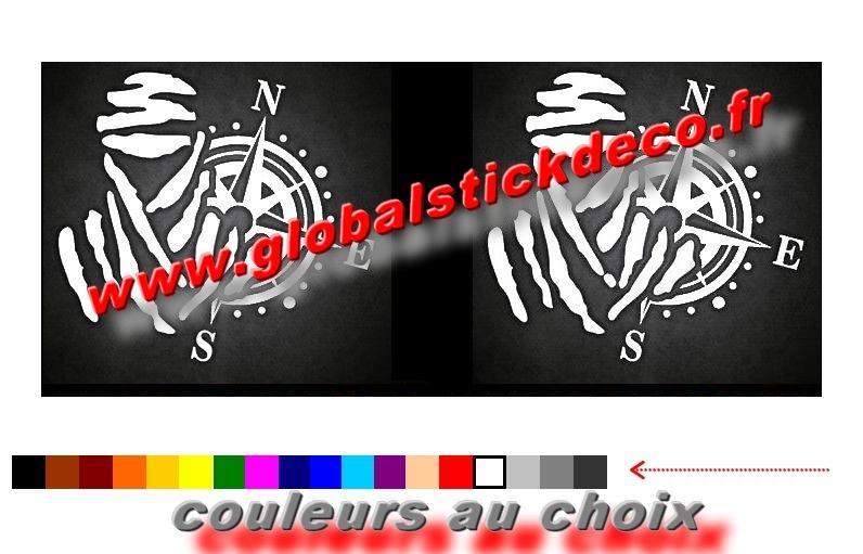 Touareg boussole