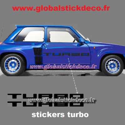 Turbo porte r5