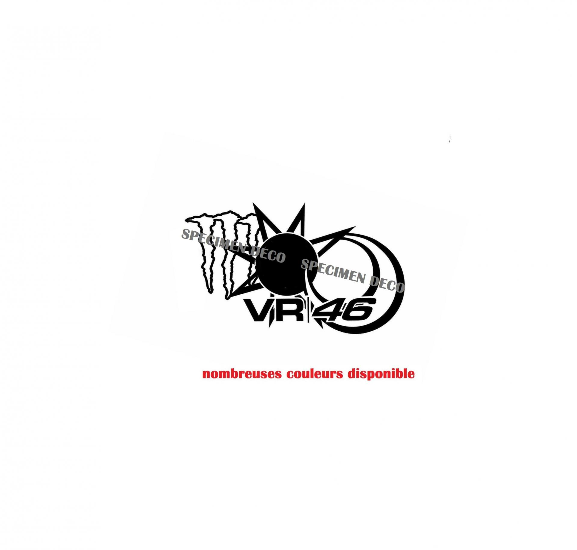 Vr46 monster noir 1