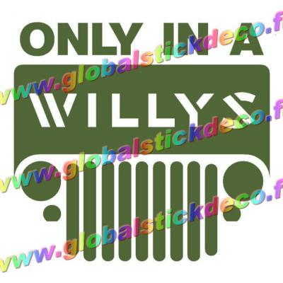 Willys only