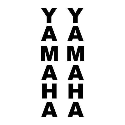Yamaha fourche